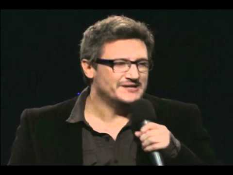 Pablo Fabregas stand up VH1 2011