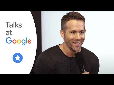 "Ryan Reynolds: ""Deadpool"" | Talks at Google"