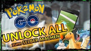 Pokemon GO | Unlock all for FREE ★ ZUM SELBER MACHEN ★ POKEMON GO BOT GRATIS