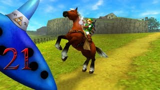 Zelda: Ocarina Of Time 3D - Part 21   The Great Race
