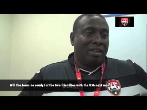 T&T Women Coach's post match comments after 2-1 win over Jamaica in Olympic qualifier
