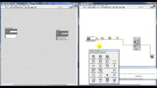 labview Dialog & User Interface VIs and Functions