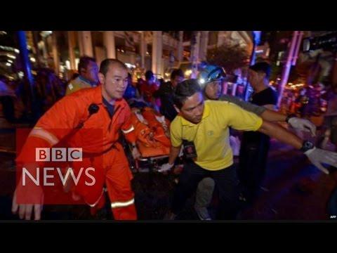 Bangkok bomb: 'Scenes of apalling carnage' - BBC News