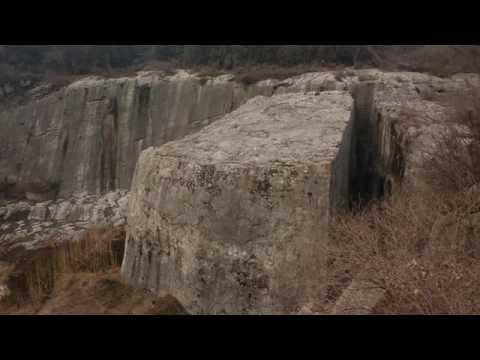 Огромные мегалиты Китая. Яньшаньский карьер