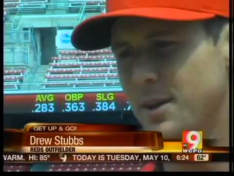 Drew Stubbs offers tips for running