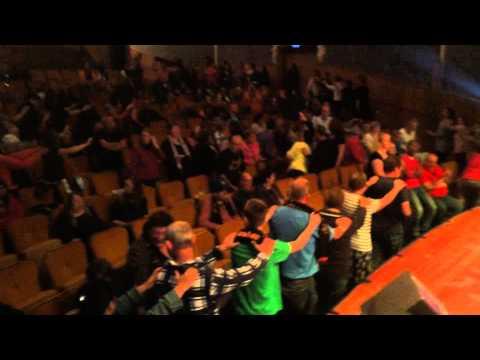 de Wannebiezz - Worst Polonaise Zonneschijn Festijn 2014