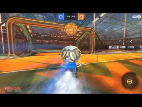 Rocket League Journey to the Top