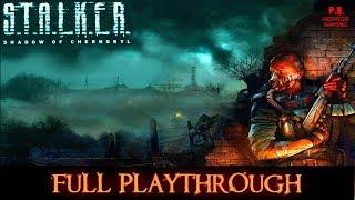 Stalker : Shadow of Chernobyl / SoC | Full Playthrough | Modded | Gameplay Walkthrough No Commentary