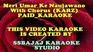 download lagu Meri Umar Ke Naujawaano-om Shanti Om With Chorus Karz gratis