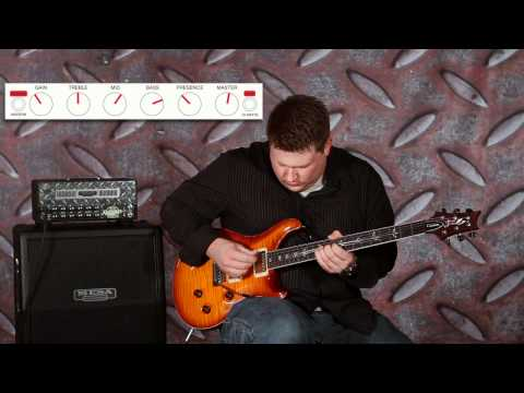 Mesa/Boogie Mini Rectifier In Depth Recto Demo