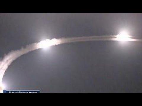 Ракеты Калибр могут огибать любой рельеф местности