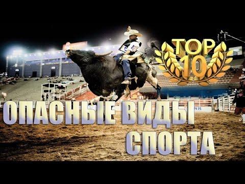 Топ 10 Самые экстремальные виды спорта в мире .От BRAIN TV.