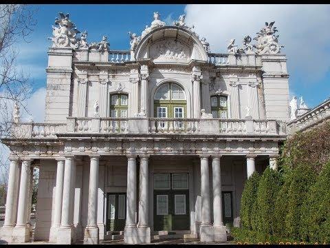 Palace of Queluz Pal�cio de Queluz Portugal