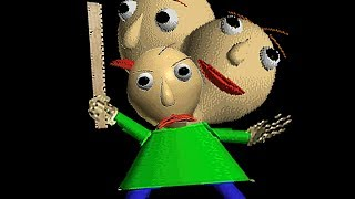 Baldi's Basics SECRET ENDING