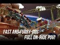 Fast And Furry Ous ON RIDE POV
