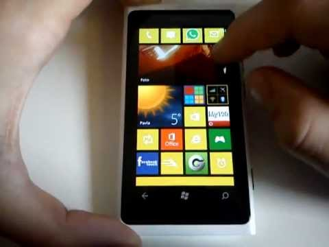 Nokia Lumia 800 - Windows Phone 7.8