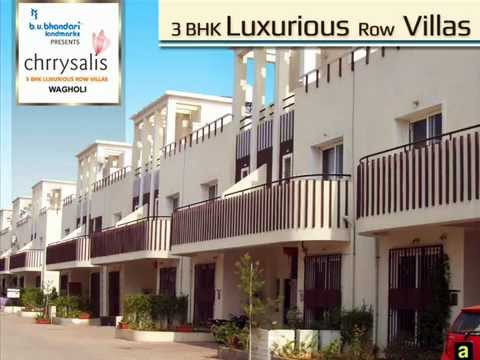 Pune Properties projects Bungalows in Wagholi Smart Investment