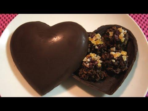MUJI Heart Chocolate Case Kit~無印ハートのチョコケース~