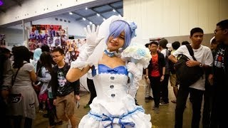 Anime Festival Asia 2018, C3AFA JKT 2018 Indonesia Convention Exhibition - Day 2