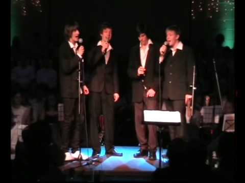 Afternoon Delight (Three Men And A Baby) - Malmesbury School Christmas Concert 2008
