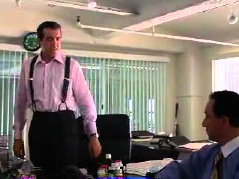 Analyze This - Paul Vitti (Robert DiNiro) Calls Primo