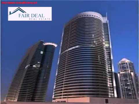 Lake View - Fitted Office - For Rent - X3 Tower - Jlt - Ms.Saana 052-6416316