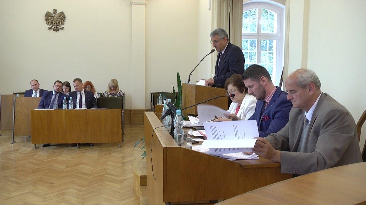 XXXIX sesja Rady Miejskiej, część II