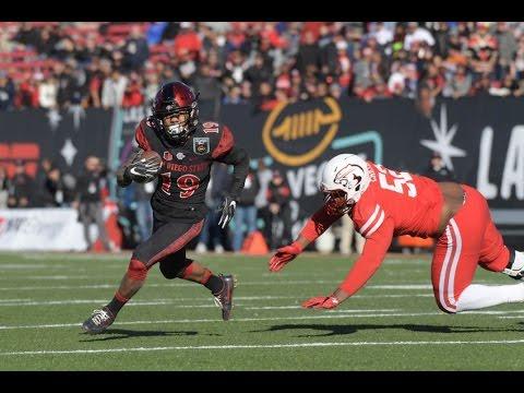 2017 Eagles NFL Draft Film Study: Donnel Pumphrey