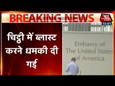 Blast threat to 33 embassies in Delhi