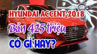 Hyundai Accent bản thấp nhất giá 425 triệu có gì hay?  800 xe Fortuner không giải tỏa cơn khát xe