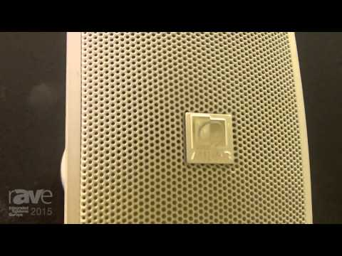 ISE 2015: AUDAC Introduces ATEO2 Speaker with 2-inch Driver