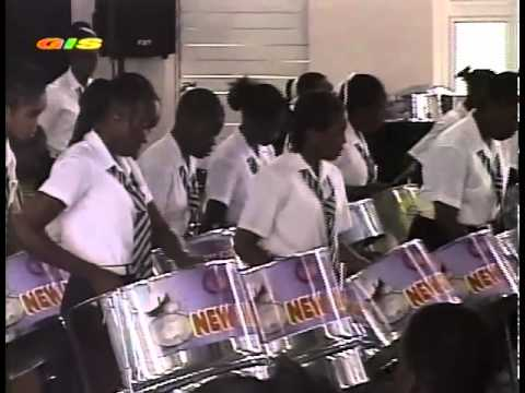One Moment in Time-SJC St. Georges Steel Pan 2010 - New Dimensions...