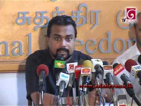 Sri Lanka should propose an alternate UN - Wimal
