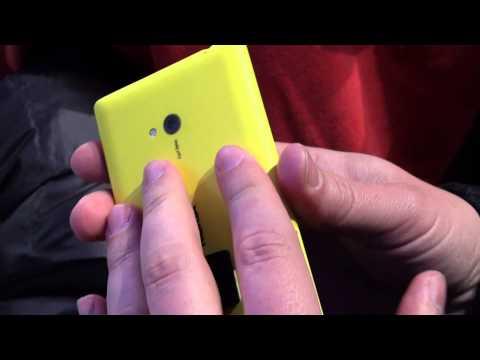 Nokia Lumia 720 Hands-On