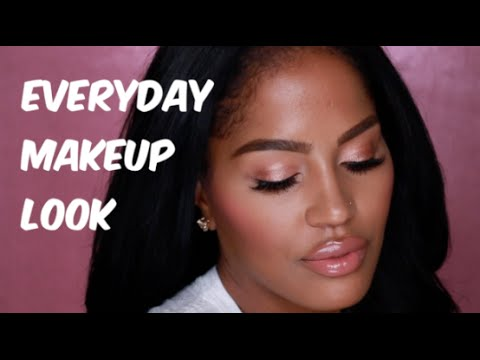 Easy Everyday Makeup Look in 10 min | MakeupShayla