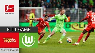🔴 LIVE   Union Berlin - VfL Wolfsburg   Matchday 8 – Bundesliga 2021/22