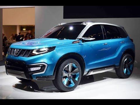 All-New 2018 Suzuki Grand Vitara: Review, Specs, Release Date & Price