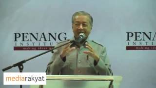 Dr Mahathir: 1MDB Is Not Sovereign Wealth, It