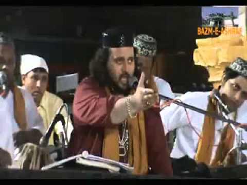 Huzur Ashraf Miya- Chand Qadri (mehfil-e-samaa)- Part 2 video