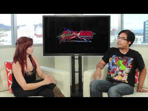 Street Fighter x Tekken - X The Line: Interview with Clockw0rk