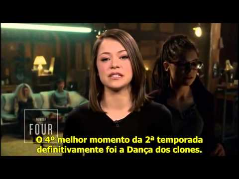 Top 5 Moments of Season 2 - Tatiana Maslany