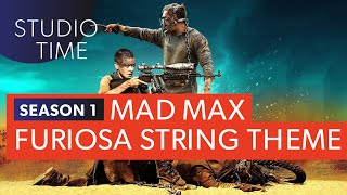 Episode 3: Mad Max String Theme - Studio Time with Junkie XL