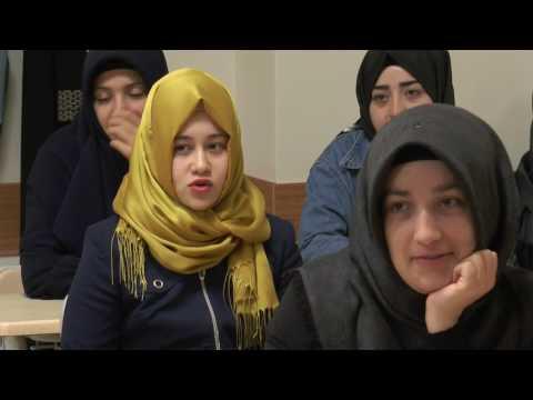 Gaziantep Üniversitesi İlahiyat Fakültesi Tanıtım Filmi