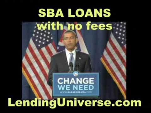 SBA business loan