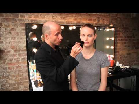 Make-up masterclass: YSL s Frederic Letailleur | Beauty | Harrods Magazine, August 2013