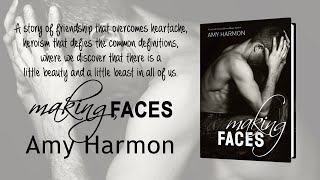 Making Faces Book Trailer