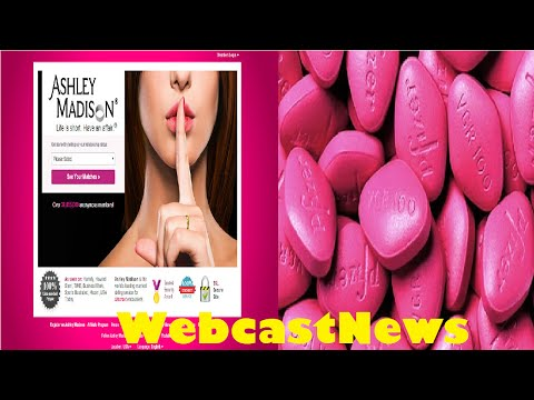 Affairs site user data leaked and female Viagra... should be interesting