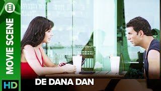 Katrina Kaif harrowed with Akshay Kumar - De Dana Dan