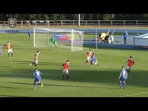 Waterford FC 3-1 Athlone Town - RSC - SSE Airtricity League First Division - 28-07-2017