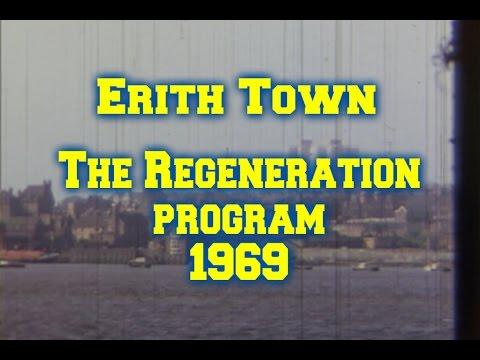 Erith: The regeneration program-River Thames-Royal Dockyard England UK